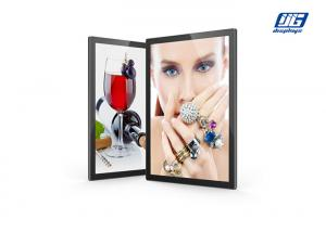 China Led Slim Magnetic Light Box , Optical Illuminated Sign Board2mm Acrylic Panel on sale