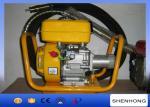 5.0ホンダのガソリン機関GX160を搭載するHP 3600 rpmロビンの具体的なバイブレーター