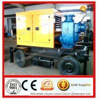 QZX series diesel engine Self-priming water pump,sewage pump