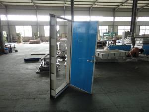 China Aluminium Hollow Marine Access Doors , Ships Weathertight Cabin Doors on sale