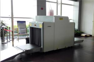 China High Resolution computed tomography X Ray Baggage Scanner Equipment on sale