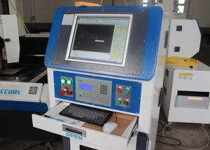 China 4000W CNC Fiber Laser Pipe Cutting Machine With China Raycus Fiber 3 Axis on sale
