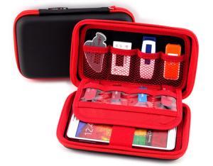 China Elastic Digital Organizer Storage Bag for Small Gadgets Electronics travel storage bag on sale