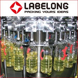 China Edible Vegetable Oil Bottling Machine/Oil Filling Machine on sale