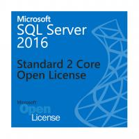 China Standard SQL Server Open License 2 Core OLP 524 PB Maximum Database Size on sale
