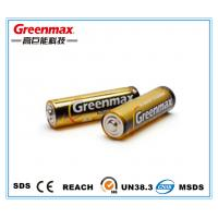 China acumulador alcalino de 1.5V AA LR6 on sale