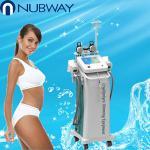 5 poignées RFcryolipolysis amincissant l'équipement de beauté de machine pour la clinique de beauté