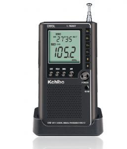 China KCHIBO  KK-D95L DIGITAL RADIO FM/MW/SW RECEPTION FM STEREO D95L on sale