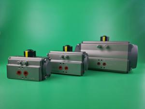 China Air Operated Valve Actuators  Electric Small  Compressed Double Acting on sale