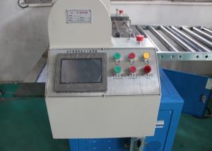 China 800E Digital High Speed Rubber Sheet Cutting Machine , Multifunction Cutting Rubber Machine on sale
