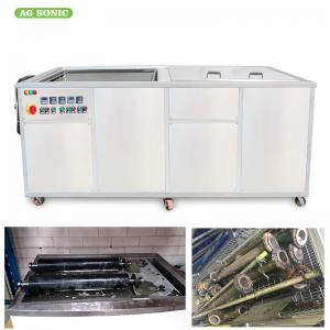 China Industrial Aerospace Parts Arge Capacity Ultrasonic Cleaner 960L 7200 Watt 28/40KHz on sale