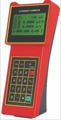 China Handletype ultrasonic Flow Meter / flowmeter of High-accuracy measuring on sale