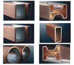 Os tubos de cobre do molde, provam disponível com o preço baixo feito na porcelana para a exportação com de alta qualidade