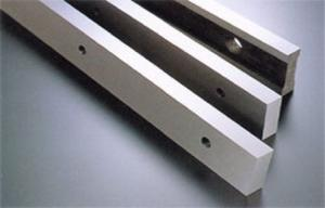 China Hydraulic shear blades , Shearing Machine Blade For mild steel  T8 , T10 on sale