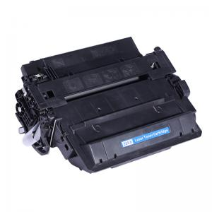 China Remanufactured Mono Laser Printer Toner Cartridge for HP CE255X on sale