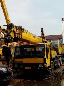 China used XCMG QY25K TRUCK CRANE on sale
