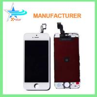 High Resolution IPhone LCD Screen Replacement With Digitizer , iPhone 5s Display