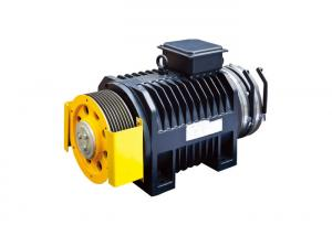 China Synchronous Gearless Elevator Traction Machine 2:1 With 3800kg Static Load on sale