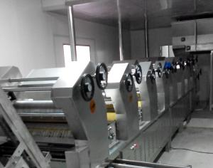 China Full-automatic Non-Fried Noodle Making Machine Production Line Maker on sale