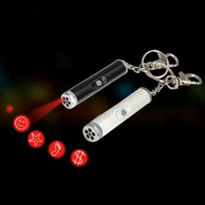 China LED Projector Keychain, Promotional Projector LED Keychain on sale