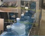 20 Liter Water Bottle Filling Machine 3 In 1 Functions Of Rising Filling Capping
