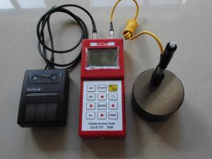 China ASTM A956 Automatic metal Hardness Tester with Menu Operation RS232 / USB Interface Hartip 3000 on sale