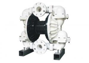 China Polypropylene PP Pneumatic Diaphragm Pumps for downstream refineries on sale