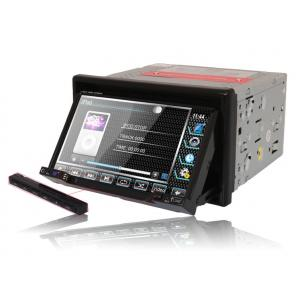 China Detachable GPS Dual 2 Din Car DVD Player with USB on sale