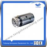 4 channel high pressure low speed hydraulic rotary joint,rotary union