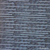 China Black Pencil Thin Slate Stone Veneer on sale