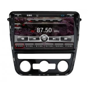 China Volkswagen Navigation DVD Player , VW Passat Navigation System With Bluetooth on sale