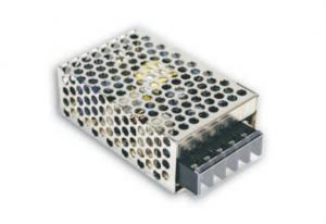 China 15W single Output Switching Power Supply NES-15-5 MEAN WELL AC/DC on sale