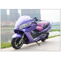 Single Cylinder 150cc / 250cc Gas Scooter Strong Power 4 Stroke With Remote Control