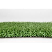 Plastic Outdoor Artificial Grass / Polypropylene Synthetic Grass For Park Decoration