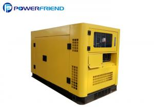 China Soundproof 10kw 12.5kva Small Portable Generators , Diesel Powered Electric Generator on sale