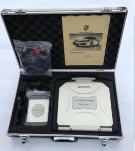 China WIFI Porsche Piwis V18.1 Porsche Diagnostic Tool with Panasonic CF30 Laptop Full Set on sale