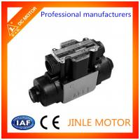 Ductile Iron Double Flange Type Butterfly Hydraulic Valves With Manual Power