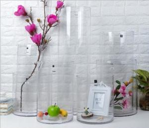 China Factory directly sale floor glass vase with super large diameter and height on hot sale. Support low MOQ! on sale