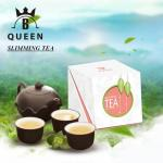 Halal Certificate Herbal Flavor Tea 14 Days Fit Detox Tea with Your Own Brand
