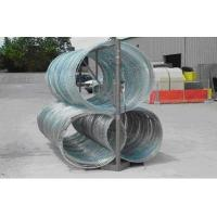 hot dipped galvanized razor wire isolation barrier spiral intersecting razor barbed wire sentry frontier defense mesh