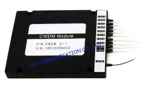 China Coarse Wavelength Division Multiplexer CWDM for Transmitters and Fiber Lasers on sale