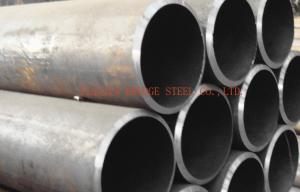 China 12 / 14 Welded Steel Pipe For Vapor , Galvanised Mild Steel Pipe STK400 STK500 on sale