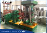 Four - Roll Hydraulic AGC Precision Cold Strip Mill With Work Roll Drive
