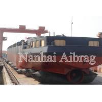 Nanhai Airbag Inflatable Floating Marine Rubber Airbag for Ship Launching Landing