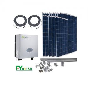 China Stand Alone Domestic Solar Power SystemsPhotovoltaic Battery Module Dust Proof supplier