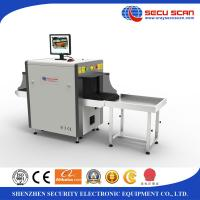 Small size X Ray baggage scanner  , AT5030C security checking machine Parcel Inspection