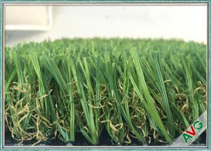 China Simulation Indoor Artificial Grass 12200 Dtex Green Color Indoor Fake Grass on sale