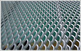 China Malla ampliada aluminio on sale