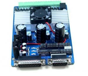China 3 axis TB6560 3.5A 16 Segments Stepper Motor Controller For CNC Engraving Machine on sale