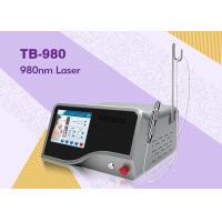 980nm Diode Laser Varicose Vein Treatment Machine , Blood Vessel Removal Machine